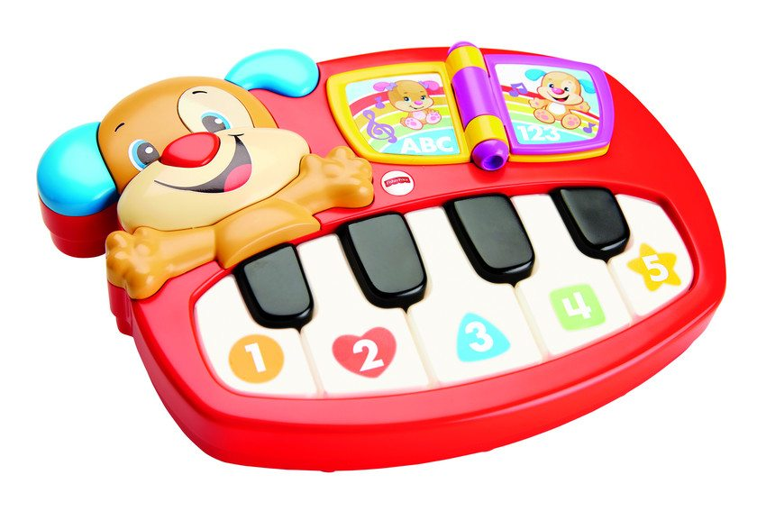 Fisher-Price is supporting Save the Children this Christmas to help children in the UK reach their full potential. Fisher-Price Laugh & Learn Puppy's Piano, RRP £14.99 from Argos will carry a £1 donation to Save the Children from 2nd November to 24th December 2016. £1 from the sale of more than 16 different toys in the Fisher-Price Laugh & Learn range, sold at Argos, will go towards supporting Save the Children's work in the UK that aims to give every child the chance to learn and play.