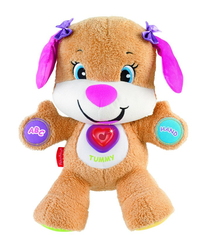 Fisher-Price is supporting Save the Children this Christmas to help children in the UK reach their full potential. Fisher-Price Laugh & Learn Smart Stages Puppy Sis, RRP £16.99 from Argos will carry a £1 donation to Save the Children from 2nd November to 24th December 2016. £1 from the sale of more than 16 different toys in the Fisher-Price Laugh & Learn range, sold at Argos, will go towards supporting Save the Children's work in the UK that aims to give every child the chance to learn and play.